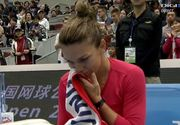 Simona Halep pierde finala China Open