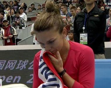 Simona Halep pierde finala China Open