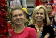 Simona Halep, noul numar 1 WTA, a revenit in tara: Visul meu a devenit realitate - Ce mesaj a primit de la Serena Williams