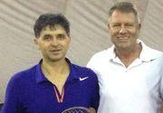 Antrenorul de tenis al sotilor Iohannis ameninta cu dosare penale! Marius Vecerdea candideaza pentru functia de presedinte al Federatiei Romane de Tenis