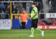 Situatie inedita la un meci din Cupa Belgiei: dupa accidentarea a doi arbitri, un spectator a devenit arbitru asistent
