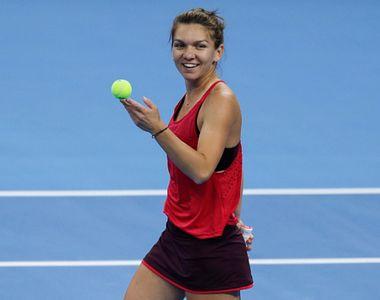Simona Halep a castigat turneul de la Hua Hin!