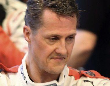 O poza cu Michael Schumacher la pat a fost dezvaluita! Fostul pilot de Formula 1...