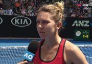 Perfomanta uriasa pentru Simona Halep! Campioana noastra s-a calificat in semifinale la Australian Open