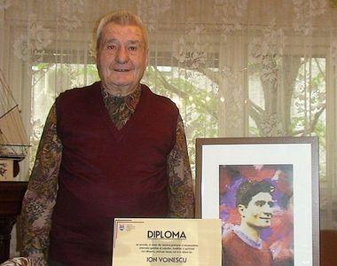 Drama in fotbalul romanesc! S-a stins din viata Ion Voinescu, portarul de legenda al...
