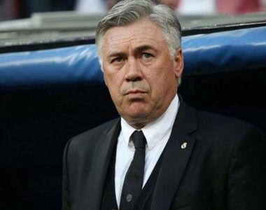 Carlo Ancelotti a refuzat postul de selectioner al Italiei