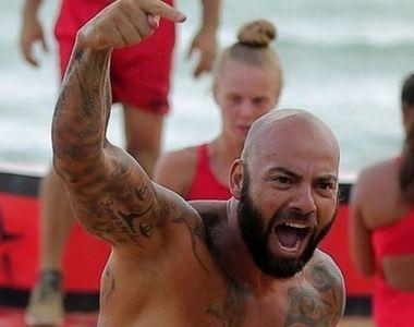 "Giani Kirita de la Exatlon e dezamagit de Dinamo: ""Sunt sapte ani de tristete, in care..."