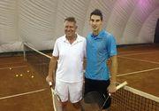 Sportivul preferat al lui Klaus Iohannis se face de ras in turneele de tenis! Victor Cornea este pe locul 1485 in lume si nu a castigat decat un meci in cariera!