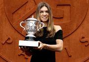 Simona Halep a revenit in tara dupa ce a castigat turneul de la Roland Garros! A fost primita cu fast la Salonul VIP din Bucuresti