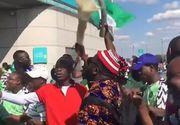 Fanii Nigeriei au vrut sa intre cu gaini vii pe stadion la Cupa Mondiala din Rusia! Ce raspuns au dat autoritatile