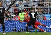 Surpriza la Campionatul Mondial din Rusia: Argentina a terminat la egalitate cu Islanda, dupa ce Messi a ratat un penalti