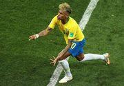 Campionatul Mondial 2018. Neymar critica arbitrajul dupa remiza Braziliei cu Elvetia