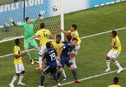 Japonia a invins Columbia, scor 2-1, la CM. Columbienii au jucat in inferioritate numerica inca din minutul 3