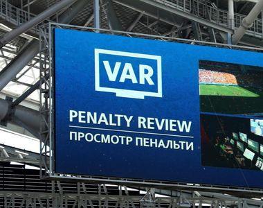 Campionatul Mondial de fotbal 2018. Probleme cu tehnologia VAR! Timpul pierdut pentru a...