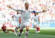 Portugalia a invins Maroc, scor 1-0, in grupa B de la Cupa Mondiala!  Cristiano Ronaldo a marcat din nou