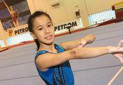 Lovitura grea pentru Asiana Peng, gimnasta exclusa din lotul national! Sportiva nu primeste acord de libera practica