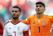 """Povestea incredibila a portarului iranian care l-a umilit pe starul Cristiano Ronaldo! """"A fugit de acasa, a stat prin parcuri si a spalat masini"""""""