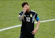 """Declaratie socanta a lui Messi in Rusia! """"Nu imi amintesc sa fi suferit asa de mult niciodata"""""""