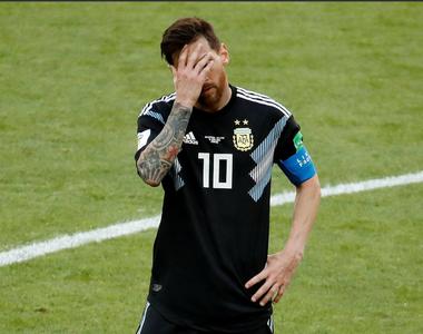 """Declaratie socanta a lui Messi in Rusia! """"Nu imi amintesc sa fi suferit asa de mult..."""