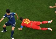 Campionatul Mondial de fotbal 2018. Belgia a invins dramatic Japonia, cu 3-2, si va juca in sferturi impotriva Braziliei!