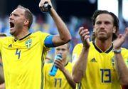 Campionatul Mondial de fotbal 2018. Suedia s-a calificat in sferturi, dupa 1-0 cu Elvetia