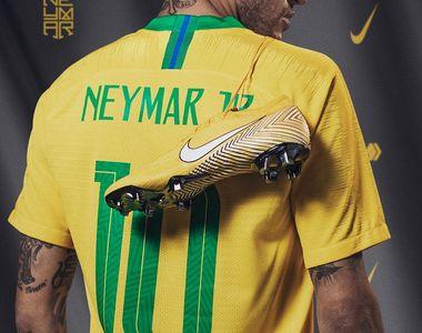 Campionatul Mondial de fotbal 2018. Neymar a stat pe jos timp de 14 minute la turneul...