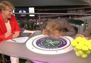 Reactia Martinei Navratilova dupoa ce a auzit scuzele invocate de Halep dupa ce a fost eliminata de la Wimbledon. S-a dat efectiv cu capul de masa cand a auzit-o.