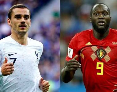 Prima semifinala de la Mondialul din Rusia se joaca in aceasta seara. Franta da piept...