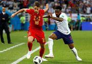 Belgia, locul 3 la Cupa Mondiala, dupa ce a invins Anglia, scor 2-0