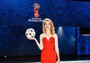 Un superb fotomodel rus va aduce trofeul Cupei Mondiale! Natalia Vodianova este ambasadoarea internationala a turneului final!