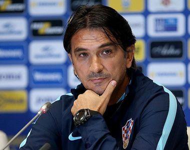 Cine e romanul pe care selectionerul Croatiei l-a sunat inainte de finala Cupei...
