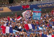 Franta a invins Croatia, scor 4-2, si a castigat Cupa Mondiala la fotbal. Sute de mii de francezi sarbatoresc la Paris