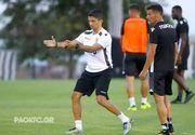 """Razvan Lucescu, """"palmuit"""" de jucatorii lui PAOK!"""