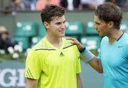 Meci incredibil la US Open! Nadal l-a invins in 5 seturi pe Dominic Thiem si s-a calificat in semifinale