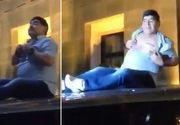 Vezi unde a ajuns Maradona ! Se potriveste la perfectie