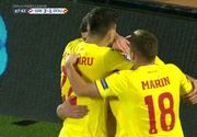 Romania a obtinut un egal de aur, 2-2 cu Serbia, in Liga Natiunilor. Cum explica Stanciu gestul facut dupa gol