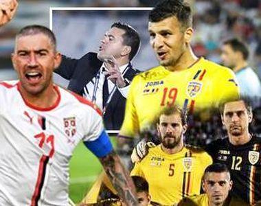"""Fericit dupa egalul cu Serbia, Contra a dat declaratia serii: """"Mai bine imi pierd..."""