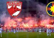 Derbi-ul dintre Dinamo si FCSB, faza pe Federatie