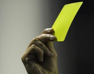 Informaţii utile pentru pariurile pe cartonaşe galbene