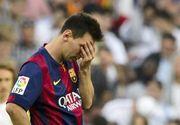 Barcelona a esuat lamentabil la Leganes, Real Madrid si-a imitat rivala