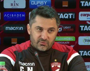 """Claudiu Niculescu este disperat: """"Nu merge aşa! Cel care nu dă totul nu va mai juca!"""""""