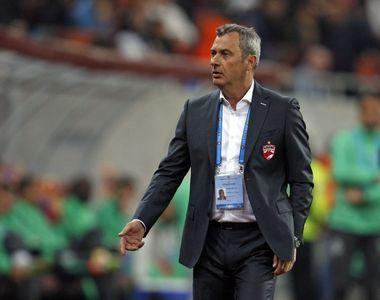 """Bombă la Dinamo! """"Nu s-au înţeles cu Mircea Rednic"""". Răsturnare de situaţie! Cu ce..."""