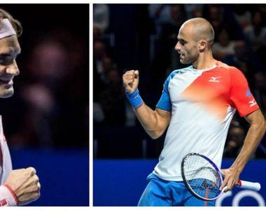 Doi comentatori au uitat microfoanele deschise la meciul dintre Federer şi Copil....