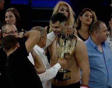 Momente emotionante la meciul lui Daniel Ghita de la Cluj! Sotia si copilul au fost in...