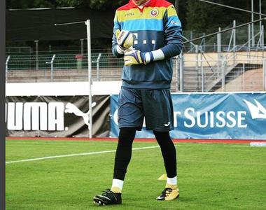 Ce spune starul Naţionalei de fotbal a României U21, Ionuţ Radu, despre trecutul sau!...