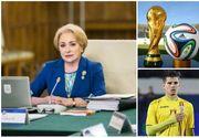 Să vezi şi să nu crezi: România poate fi gazda unui campionat mondial! Planul prin care Viorica Dăncilă vrea să aducă Mondialul la noi în ţară