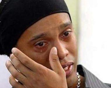De la prinţ la cerşetor! Ronaldinho e aproape falit! Câţi bani mai are în conturi...