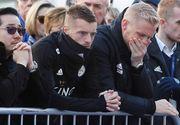 Lacrimi pentru patronul de la Leicester