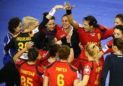 Naţionala de handbal a României debutează la Euro  pe 1 decembrie, de Ziua Naţională