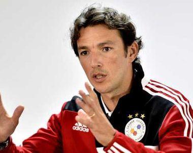 Fostul fotbalist George Ogăraru s-a mutat la Iaşi, unde a deschis o academie de fotbal